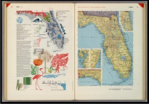 Picture 5: Final Version of Bayer's World Geo-Graphic Atlas