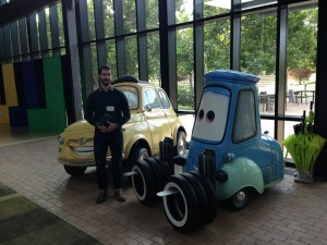 Cars at Pixar