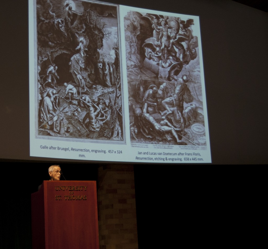 Dr. Walter Melion, 'Signa Resurrectionis: Sight and Image as Instruments of Knowing in Pieter Bruegel's Resurrection (ca. 1562-63)'