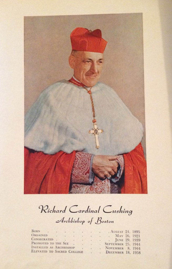 Cardinal Cushing