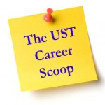Career Scoop from the UST Career Development Center