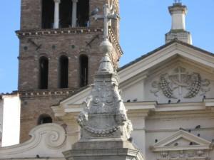 Basilica di San Bartolomeo on Tiber Island