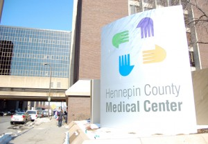 Hennepin County Medical Center is Minnesota's largest safety net hospital. Photo Credit: Minnesota Public Radio