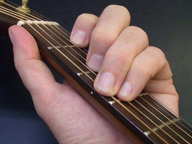 Guitar image from Wikimedia Commons