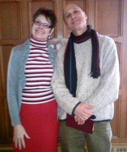 Shelly Nordtorp-Madson and Chris Kachian