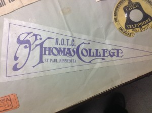 ROTC pennant