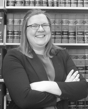 Christina Hilleary is a 2009 graduate of UST Law and currently works as a judicial law clerk in Minnesota's First Judicial District.