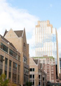 UST's downtown Minneapolis campus