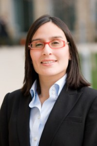 Mary Garcia, UST MBA Class of 2011
