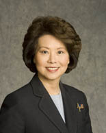 U.S. SECERTARY OF LABOR ELAINE L. CHAO
