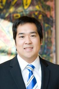 UST MBA student Tony Wang
