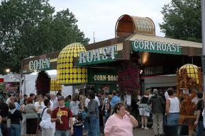 cornstand