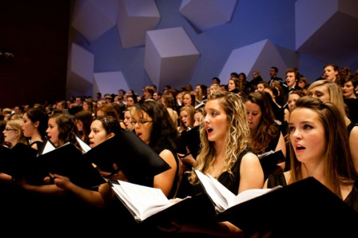 Stations in at least 28 states will air the broadcast recorded at the 2010 University of St. Thomas Christmas Concert.