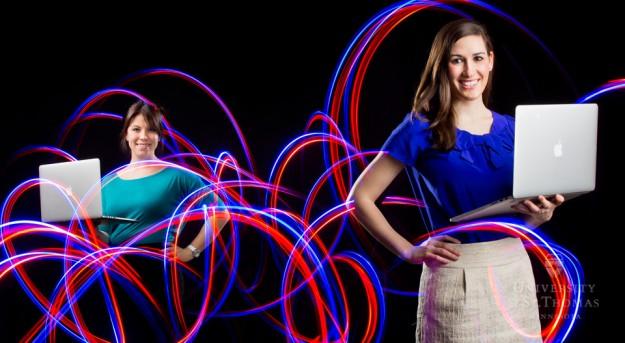 The Social Lights Portrait