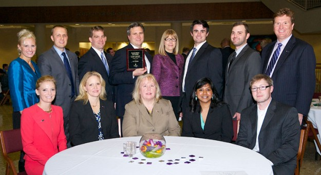 U.S. Bank was named Strategic Corporate Partner of the Year.