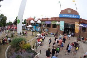 Green Building - Eco Experience - MN State Fair