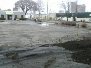 Once there was a parking lot... (Photo source: Growing Lots)