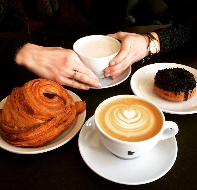 Spyhouse Coffee Drinks