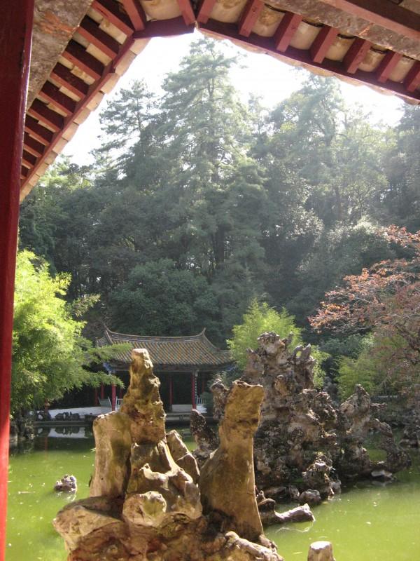 Taihua Monastery II.   Photo: author