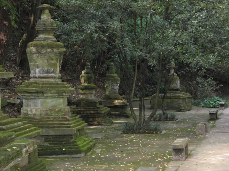 Taihua Monastery II.  Photo: author.
