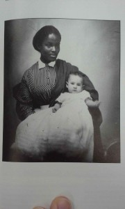 Mammy with baby, July 1868 Courtesy of the Valentine Richmond History Center