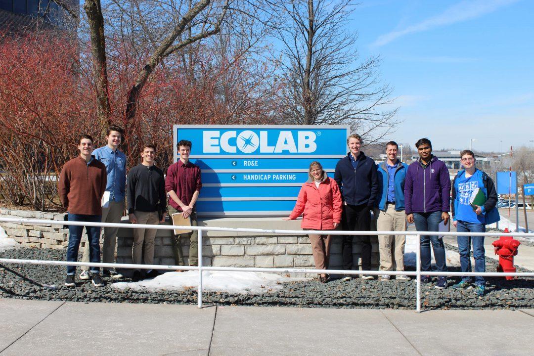 STEM Career Trek to Ecolab – Career Development