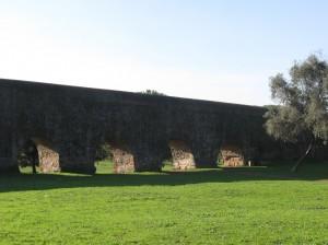 The aqueduct park