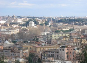 Just a general view of Rome