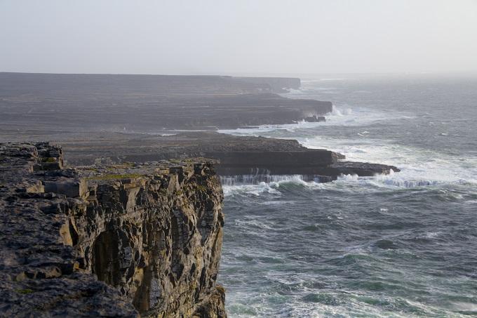 Dun Aengus Cliffs-680