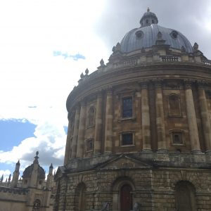 Bodleian Library, Oxford University