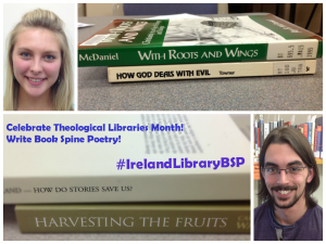"""""""With Roots and Wings"""" by Andie and Sean, Ireland Library Student Workers"""