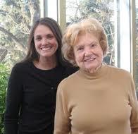 Jennifer and Dorothy Dalquist