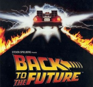 Back to the Future Photo