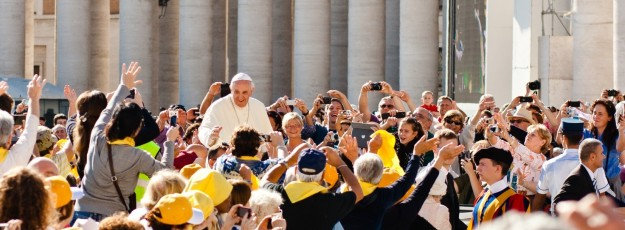 Saints, Churches, and the Pope