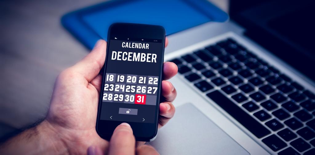 December Tech Calendar
