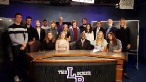 TommieMedia production team with Dean Yohuru Williams